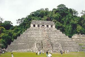 Izapa Temple